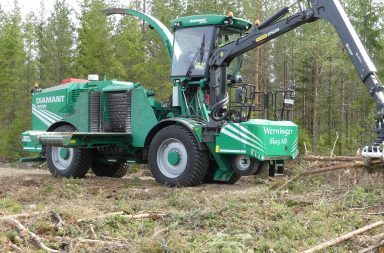 albach diamant 2000 wood chipper