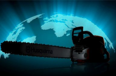 New chainsaw from Husqvarna