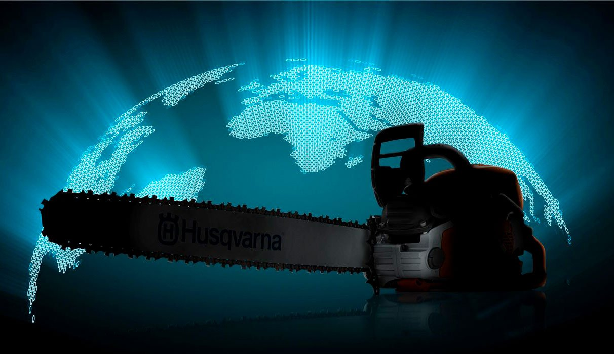 Husqvarna to Launch New Pro Chainsaw 2017
