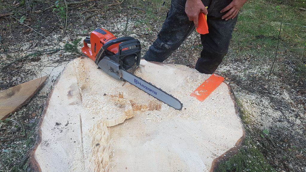 First Review of the New Husqvarna 572XP | Forestry com