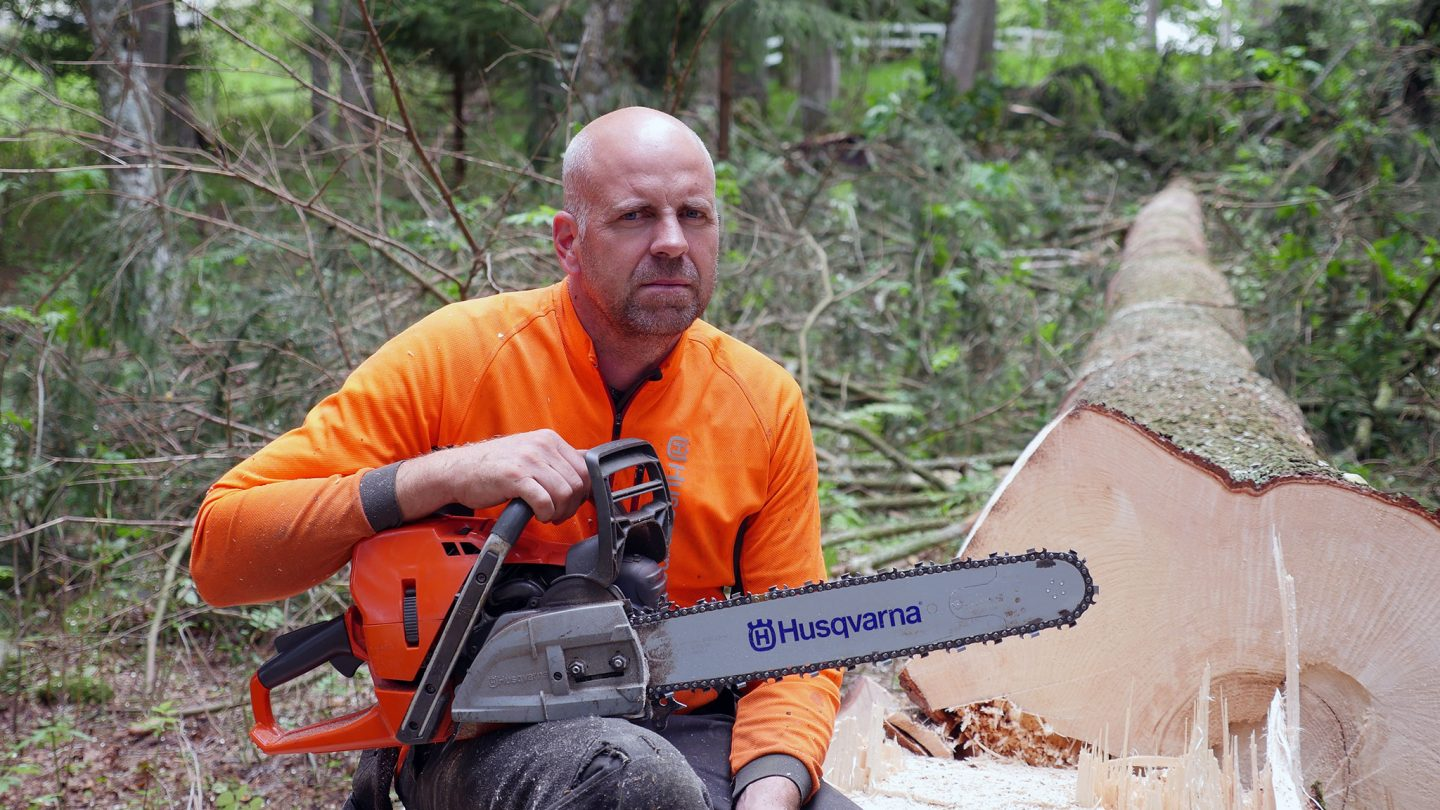 First Review of the New Husqvarna 572XP