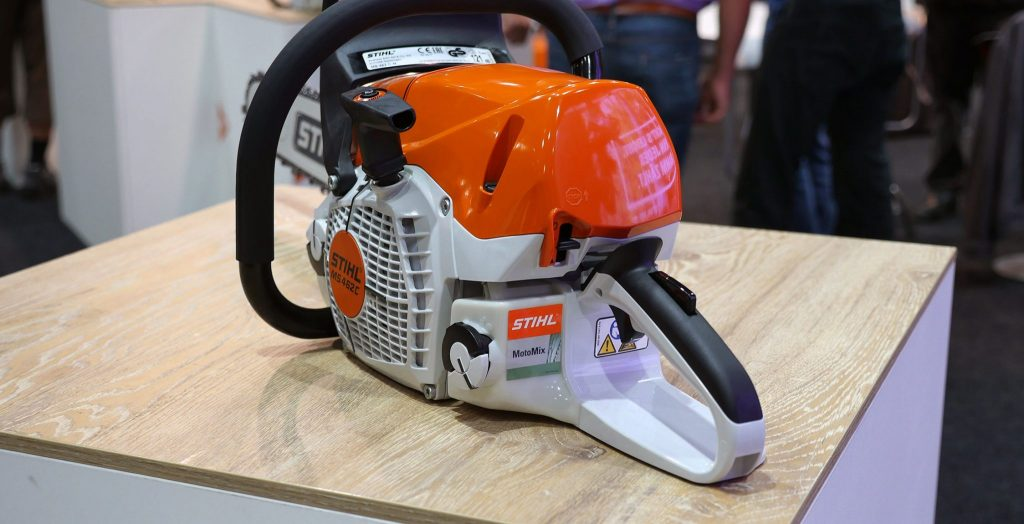 Stihl MS 462 C with M-tronic 2.0
