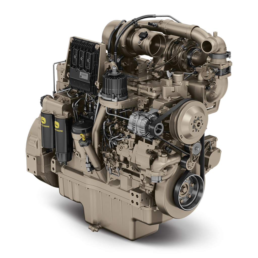 John Deere FT4 Engine 6090 PSS