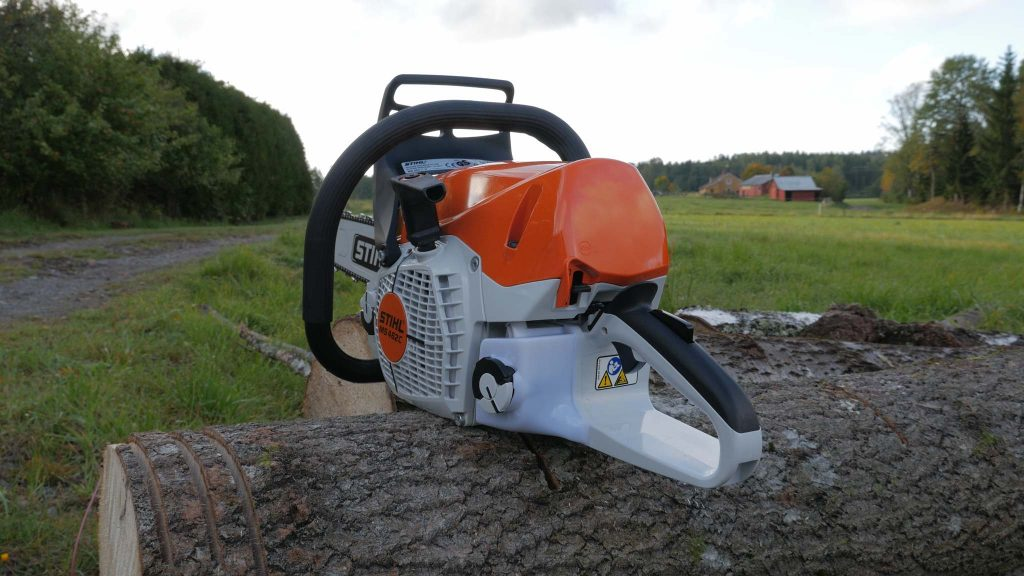Stihl MS 462 C-M from left side