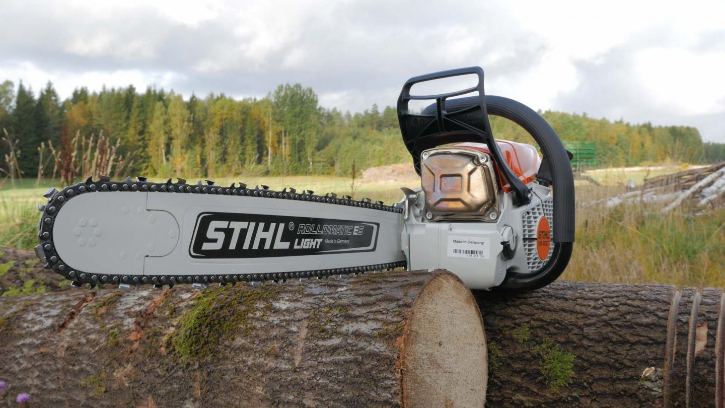 Review and Test of the New MS 462 Chainsaw | Forestry com