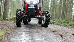 branson 3100 compact tractor ground clearance