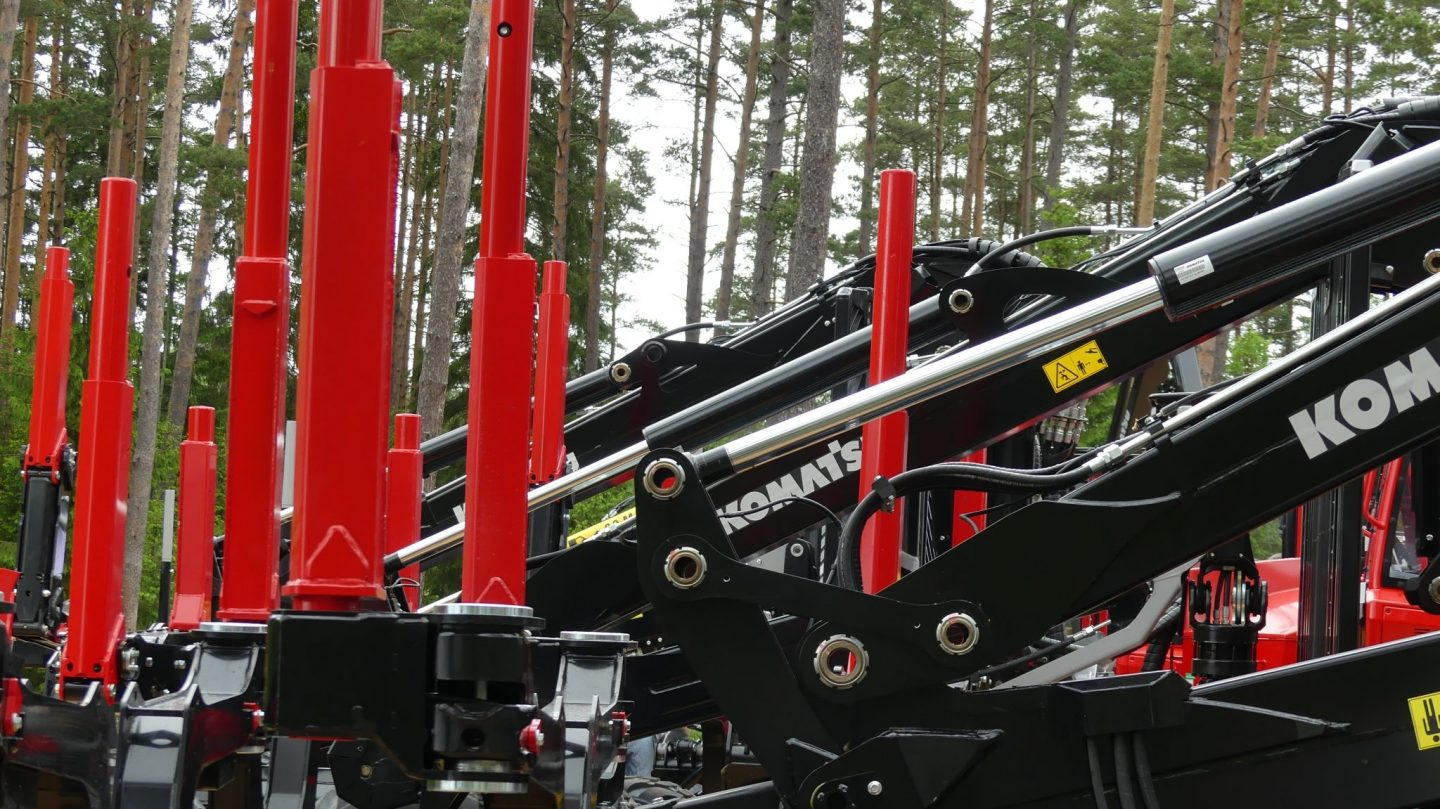 Strong forwarder market in Sweden 2017
