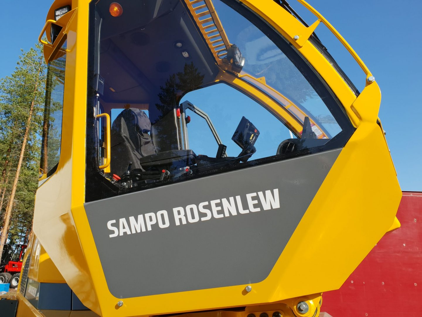 Sampo-Rosenlew appoints new CEO from forest machine company