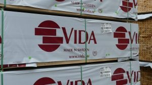 vida largest private sawmill in Sweden