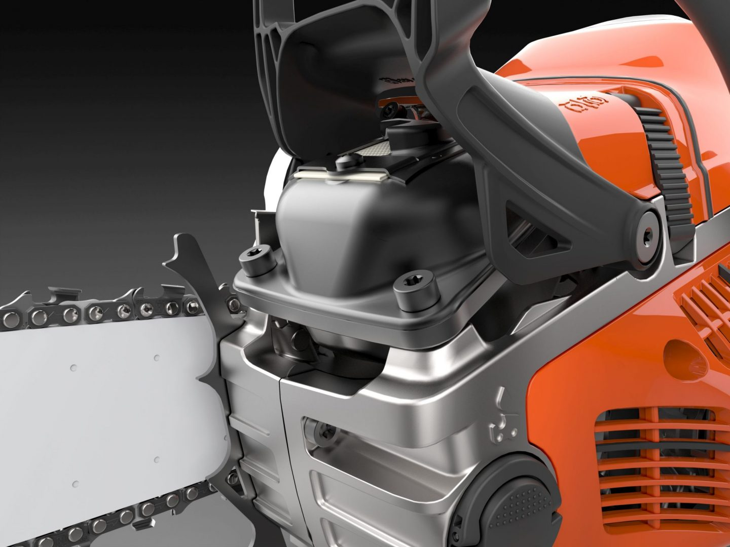 Husqvarna launches 550XP Mark II
