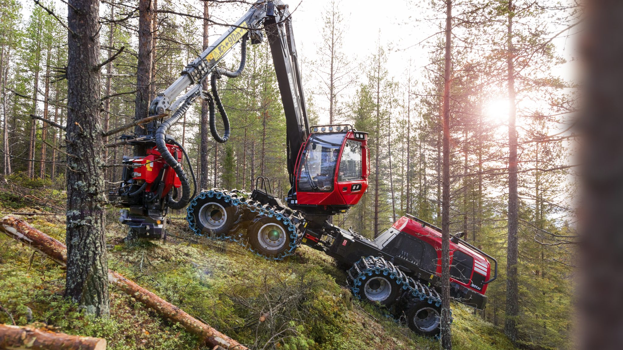Forest Machine Sales In Finland 2018 Forestry Com