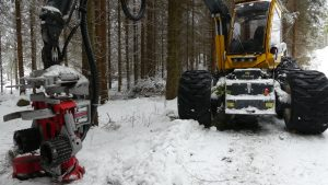 EcoLog560 with LogMax 4000T head