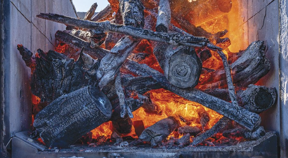 MOBILE CHARCOAL PRODUCTION  – OLD TECH IN A NEW PACKAGE