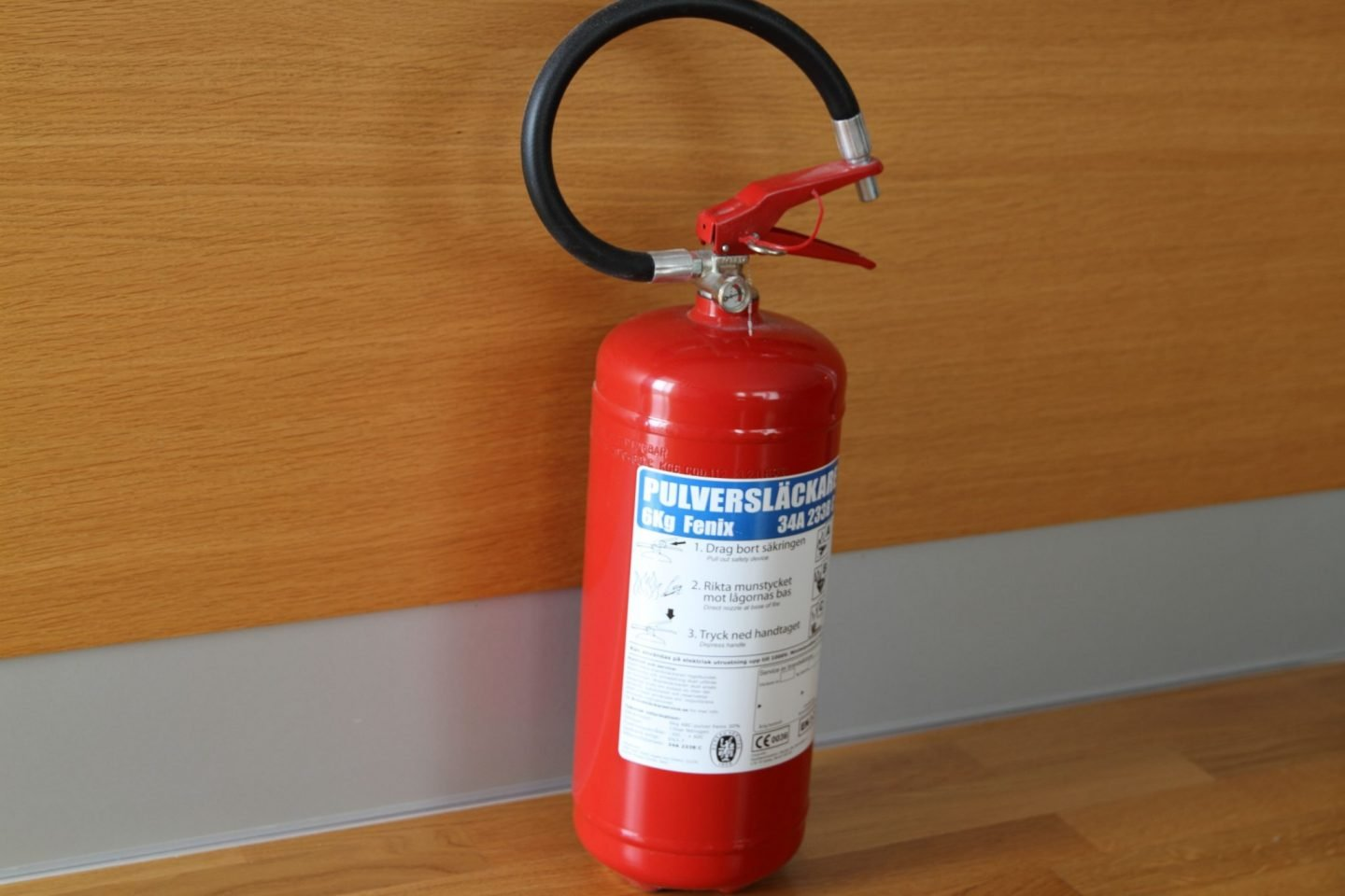 Fire season has begun – Time to buy fire extinguishers