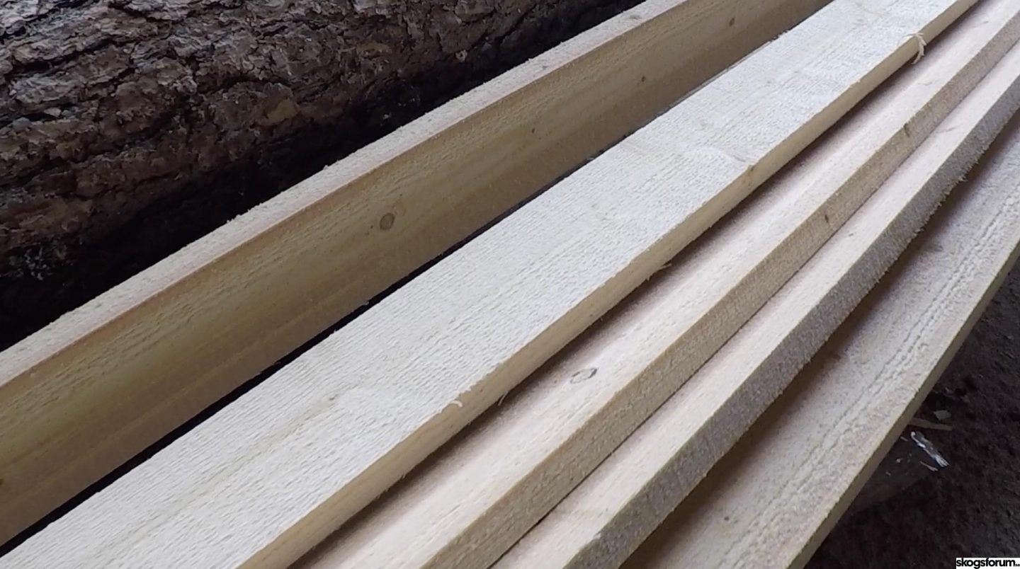 Making your own lumber with Norwood Lumbermate LM29