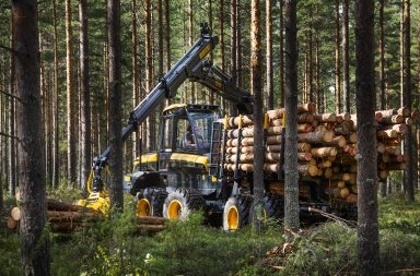 Swedish forwarder market