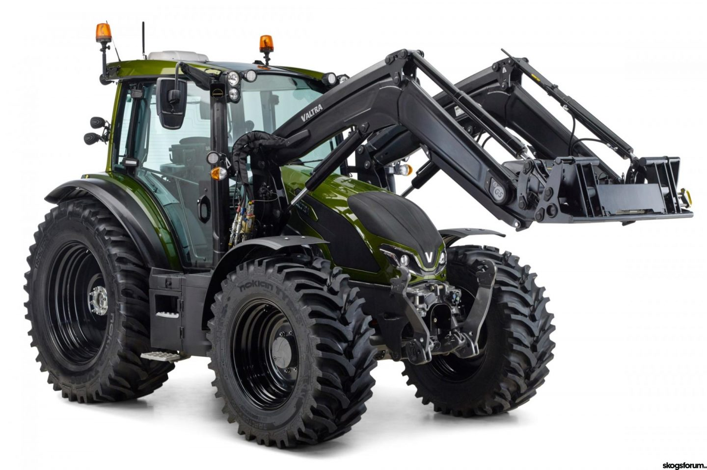 New tractors from Valtra