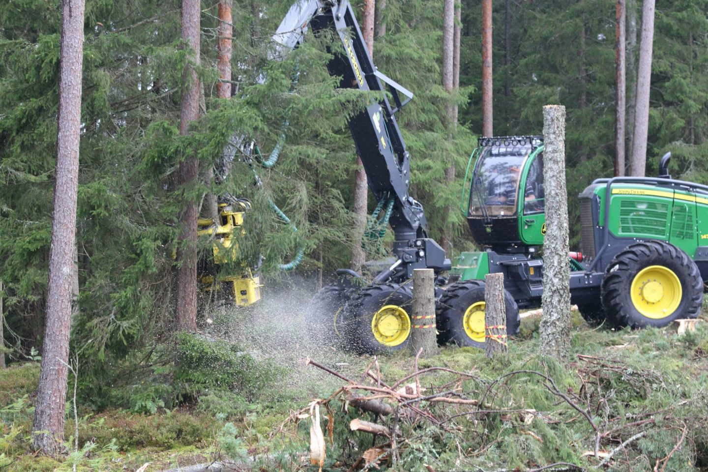 John Deere Forestry strengthens their dealer network in Europe