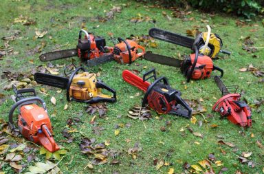 Old chainsaws are like old friends