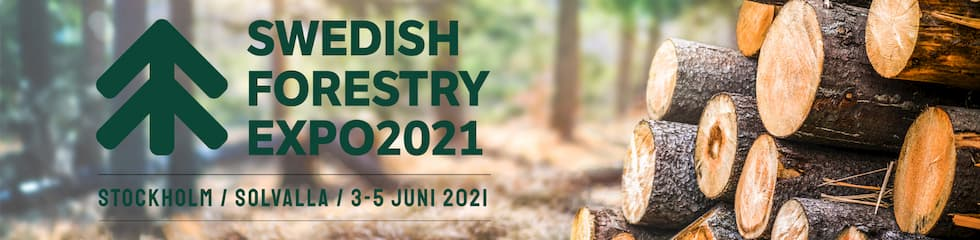Swedish Forestry Expo 2021 på Solvalla