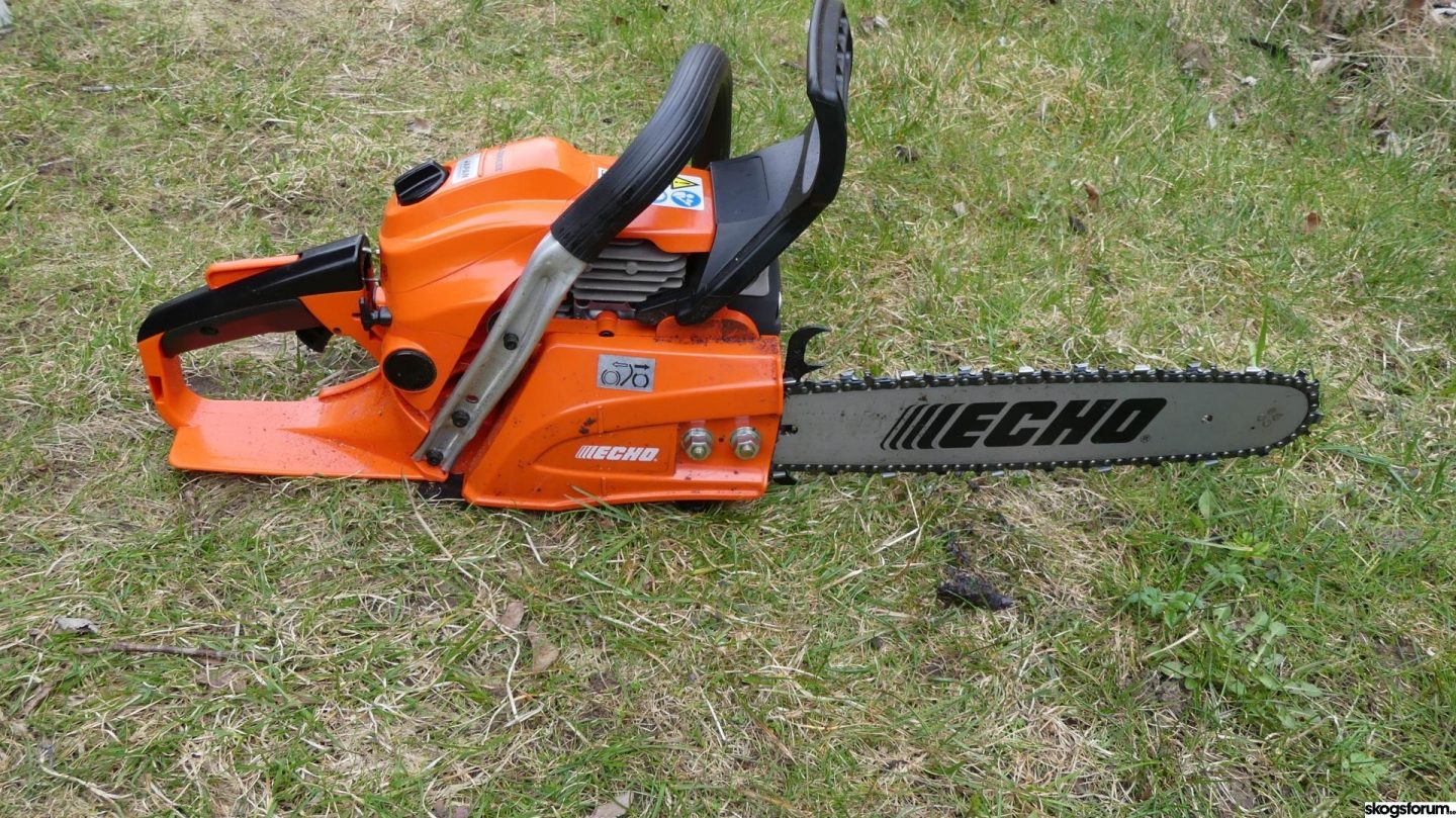 Echo CS 390 ESX – a low weight 40-cc saw in a 50-cc suit