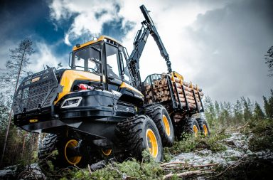 The Swedish forwarder market