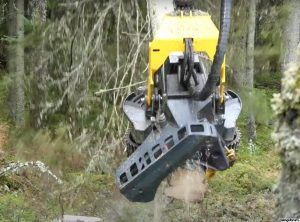 Eco Log launches new harvester head