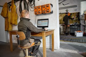 New battery charger from Stihl