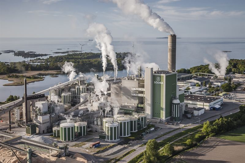 The European Commission made unannounced inspections in the pulp industry