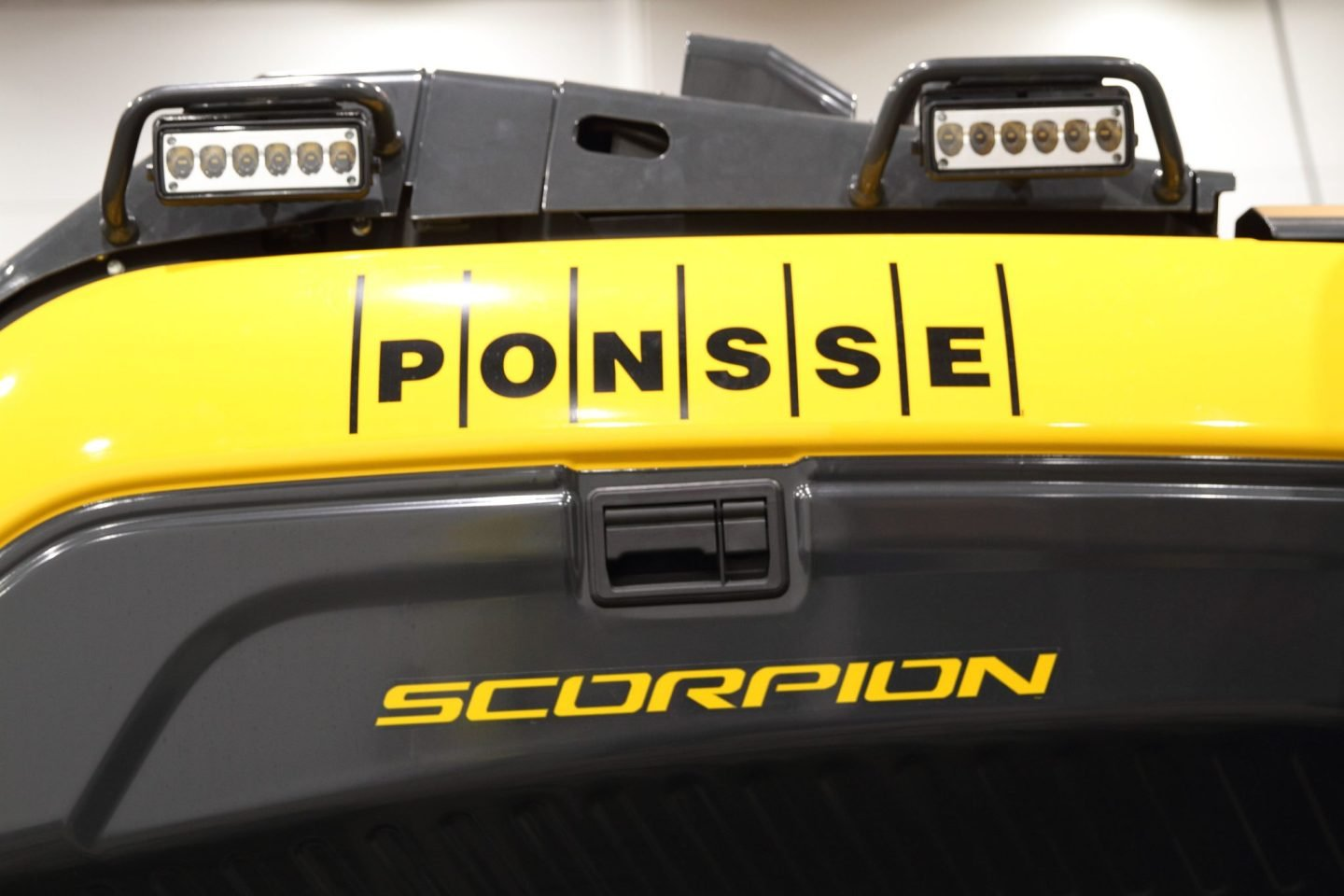 Premiere for the new Ponsse Scorpion in Sweden